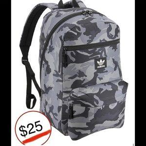 Camo Adidas Backpack